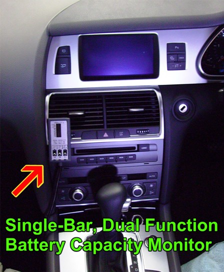 pbe audi q7 dual battery system installations. Black Bedroom Furniture Sets. Home Design Ideas