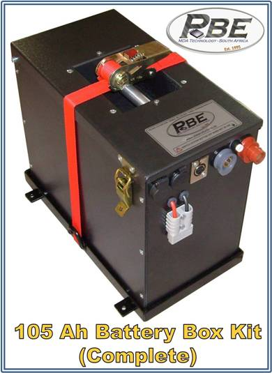 Pbe Battery Box Dual Battery System Accessories